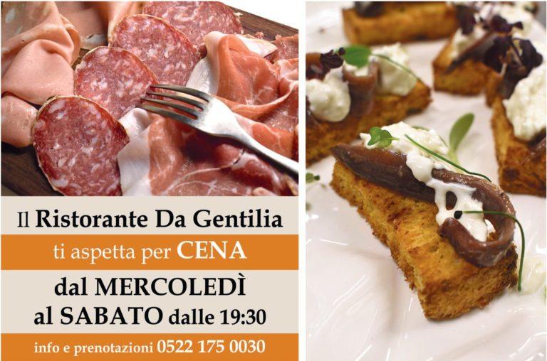 A cena Da Gentilia